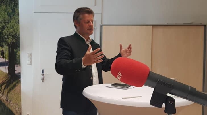 FP-Stadtrat Christian Scheider sprach sich heute für eine Belebung der Klagenfurter Innenstadt aus.