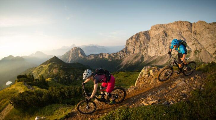 """Innerhalb der """"World of Mountains & Lakes"""" gibt es mehrere Angebotswelten, die im Marketing durch ihre Bündelung einen Mehrwert erfahren sollen."""