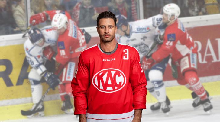 David Fischer besetzt im Kader für die kommende Saison 2020/21 den dritten Legionärsplatz.
