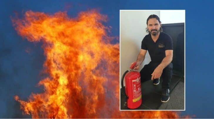 Die Brandschutzprofis von Fire-Protect sorgen für deine Sicherheit.