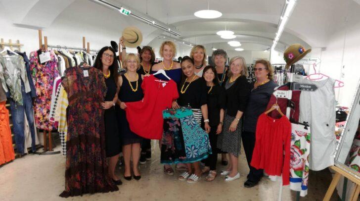 Große Auswahl an Second-Hand-Mode beim Edel- Flohmarkt von Soroptimist in St. Veit an der Glan