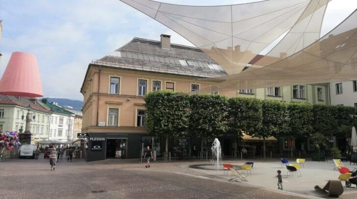 Die mobile Ausstellung ist vom 6. bis 27. September am Villacher Rathausplatz zu sehen.