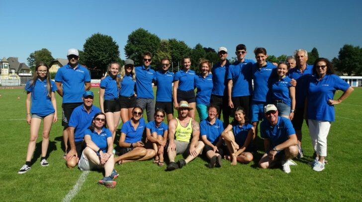 Beim LC Villach wurden die Athletinnen und Athleten gründlich auf die heutige Meisterschaft vorbereitet.
