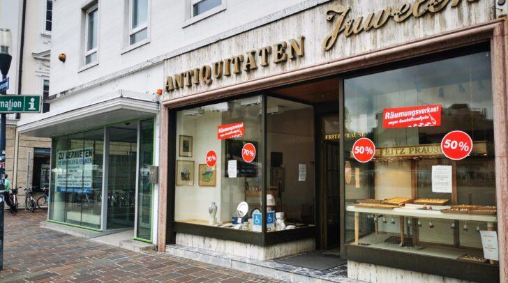 Der Traditionsbetrieb gehörte über hundert Jahre lang zum Klagenfurter Stadtbild.