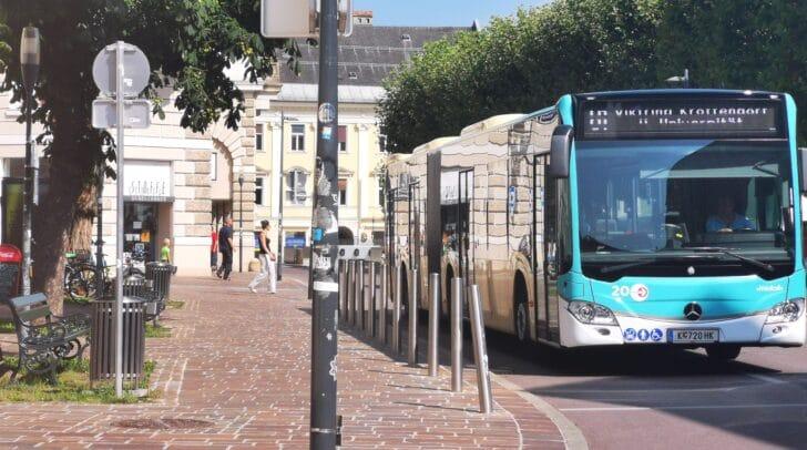 Für die kommenden Herbstferien wurde darauf vergessen, die Busfahrten auf Schüler anzupassen, die Praktika absolvieren müssen.