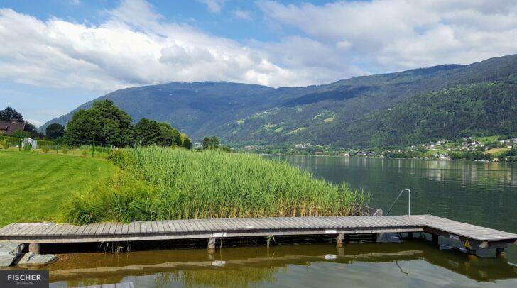 Juwel am See – eine Seeimmobilie eignet sich sowohl für private Nutzung, als auch für Vermietung oder als Wertanlage.