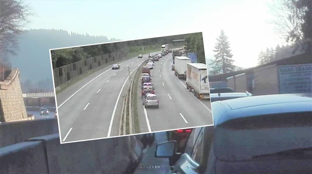 Stau Webcam
