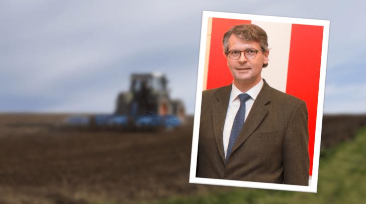 Harald Sucher, Präsident der Kärntner Landarbeiterkammer