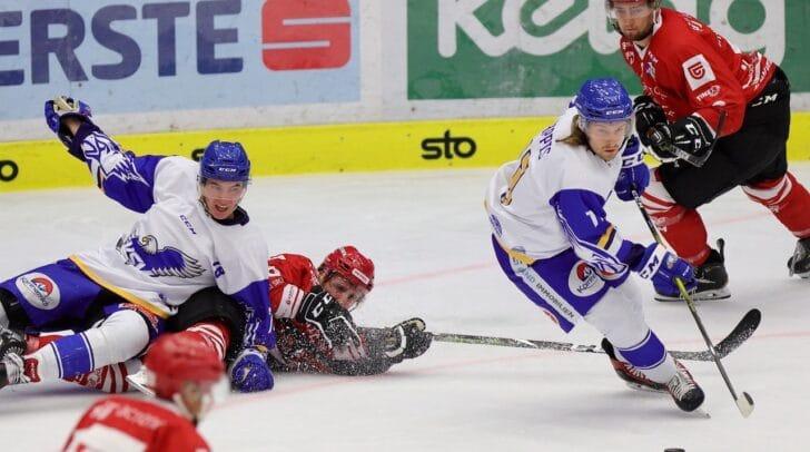 Der VSV spielte die Slowenen schwindlig.