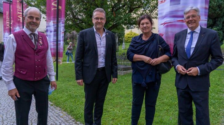 Am Sonntag wurden die 43. Musikwochen in Millstatt eröffnet.
