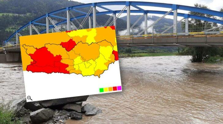 Mit Experten soll die Wetter-Lage in Kärnten beobachtet werden.