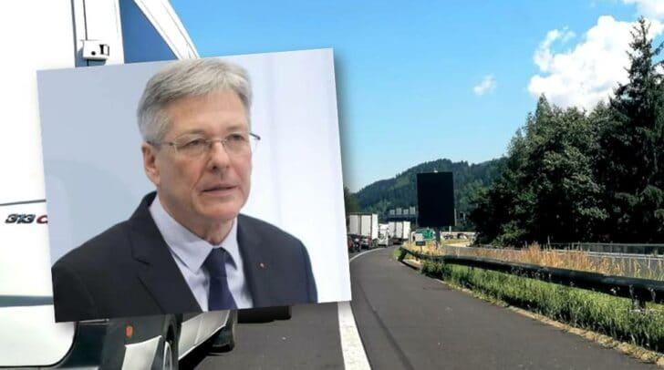 Landeshauptmann Peter Kaiser entschuldigte sich heute für die