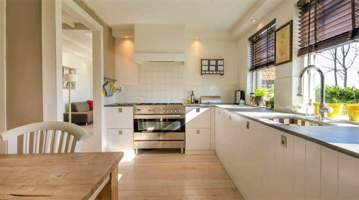 Ist die Küche im Preis inbegriffen?