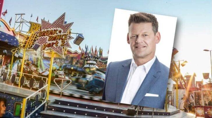 Stadtrat Christian Scheider fragt, warum die Herbstmesse stattfinden kann, aber der