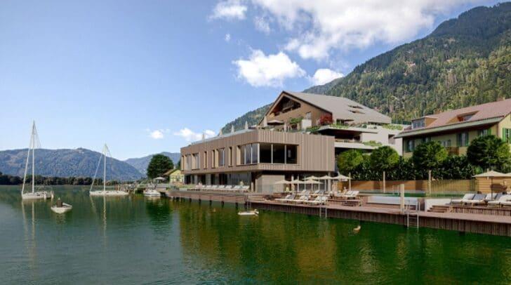 Das neue Hotel soll den Tourismus das ganze Jahr über stärken.