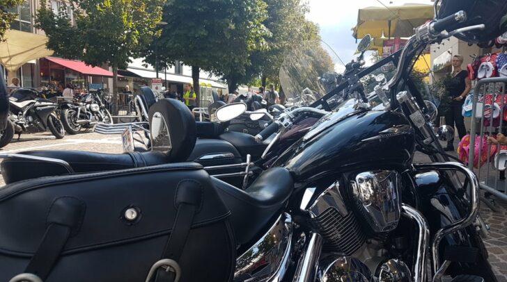Das inoffizielle Harley-Treffen in der Faaker See Region verlief heuer aus polizeilicher Sicht ruhig.