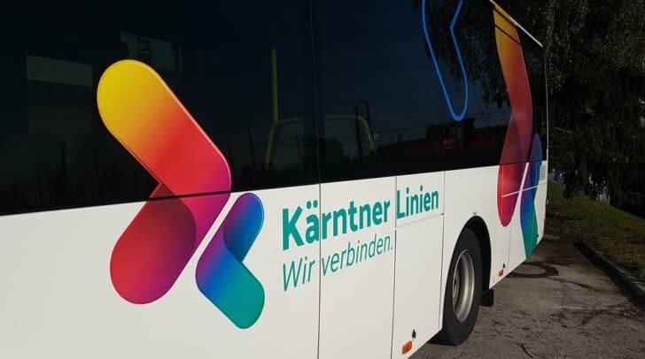 Eine Marketing-Agentur aus Kärnten wurde mit der Umsetzung des neuen Logos beauftragt.