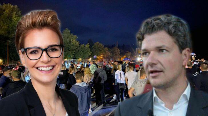 Stadträtin Katharina Spanring und Nationalrat Peter Weidinger setzen sich für ein ausgeweitetes Strafausmaß bei GTI-Rasern ein.