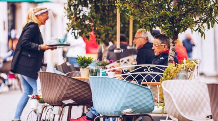 Gastgärten in Villach: Die Vergrößerung der Flächen wurde bis 2021 verlängert