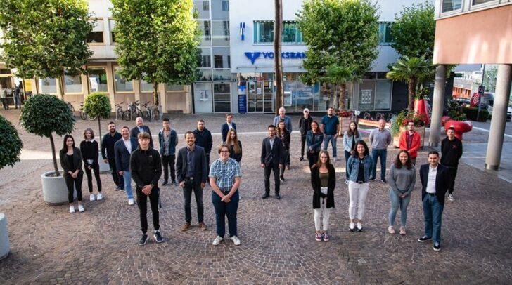 Stadt Villach bildet Lehrlinge aus