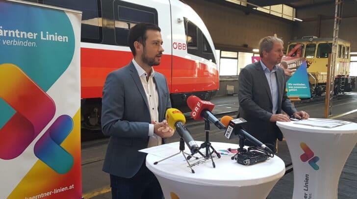 LR Schuschnig stellt ein mehrfaches Upgrade für den öffentlichen Verkehr vor.