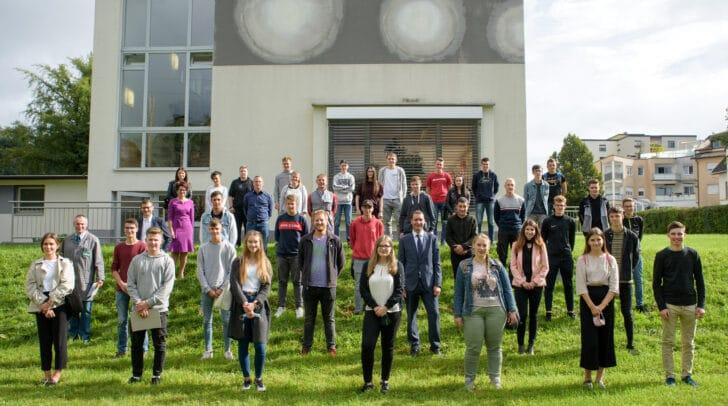 Am 1. September 2020 beginnen 33 Jugendliche ihre Lehre bei der Kelag und der KNG-Kärnten Netz GmbH.