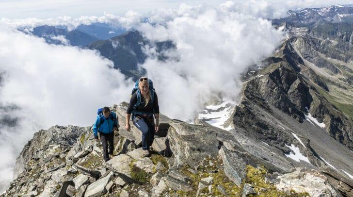 Wer den Ankogel, mit Seilbahnhilfe erklimmen will, kann das bis zum 27. September tun.