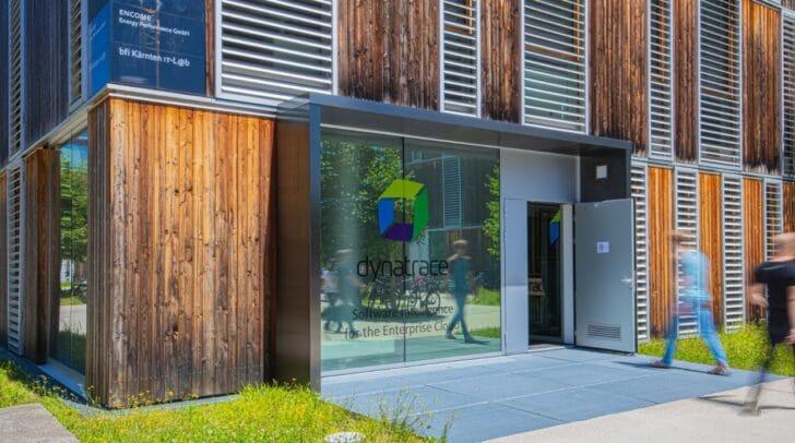 Vor drei Jahren wurde der Dynatrace-Standort im Lakeside Park eröffnet.