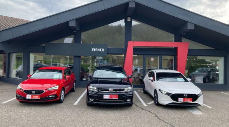 Bei Eisner St. Veit ist nun auch dein Volkswagen in professionellen Händen.