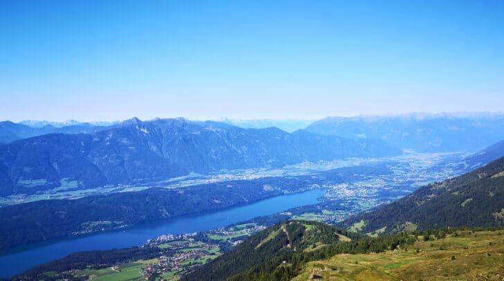 Der Bezirk Spittal an der Drau weist aktuell den höchsten Inzidenz-Wert in Kärnten auf.