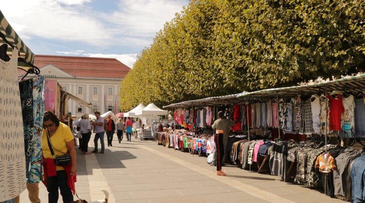 Im Sommer konnte der Krämermarkt noch stattfinden.