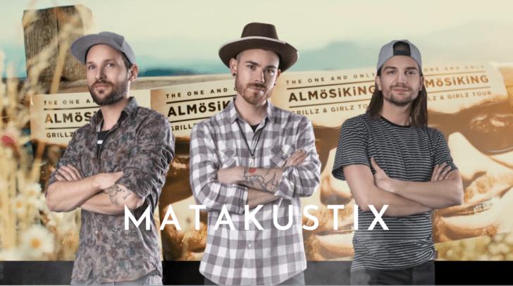 Ein würdiger Beginn für den Messebummel: Verpasse nicht die Eröffnungsshow von Matakustix am 16. September.