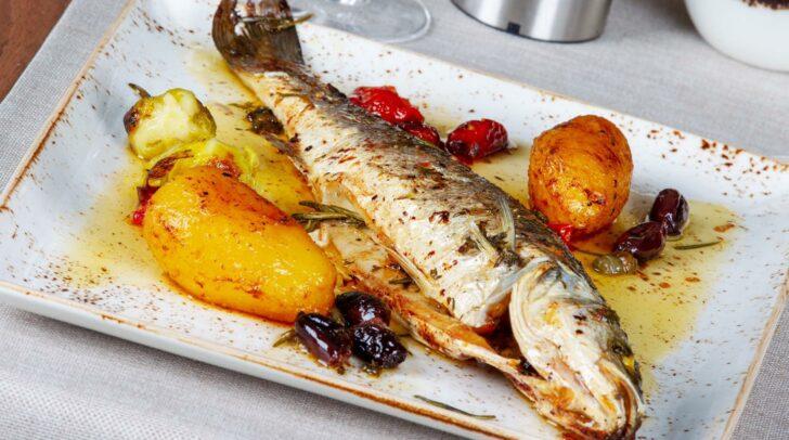 Fisch ist gesund und schmeckt! Genieße frischen Fisch aus Istrien im Restaurant Milo.