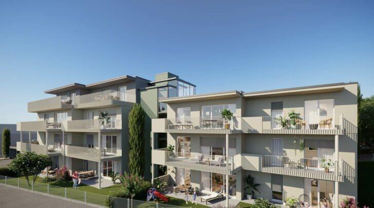 ... Wohnvillen Aurora, die viel Platz für deine Wohnträume bieten.
