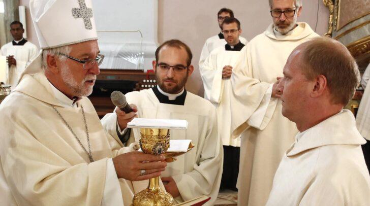 Priesterweihe im Klagenfurter Dom