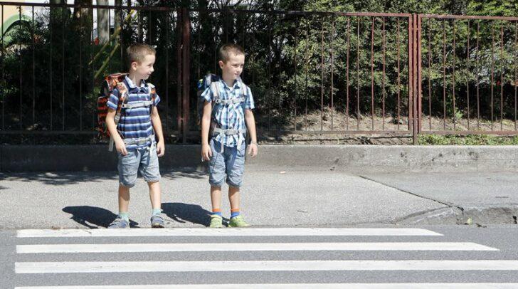 Bildungsreferentin appelliert an erwachsene Verkehrsteilnehmer besondere Vorsicht walten zu lassen.