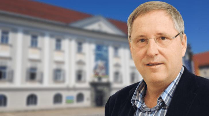 Klagenfurter Gemeinderat Andreas Skorianz