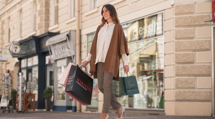 Mit dem Klagenfurt City 10er zum Shopping, ins Museum oder auf einen Kaffee. Ein Gutschein, viele Möglichkeiten!