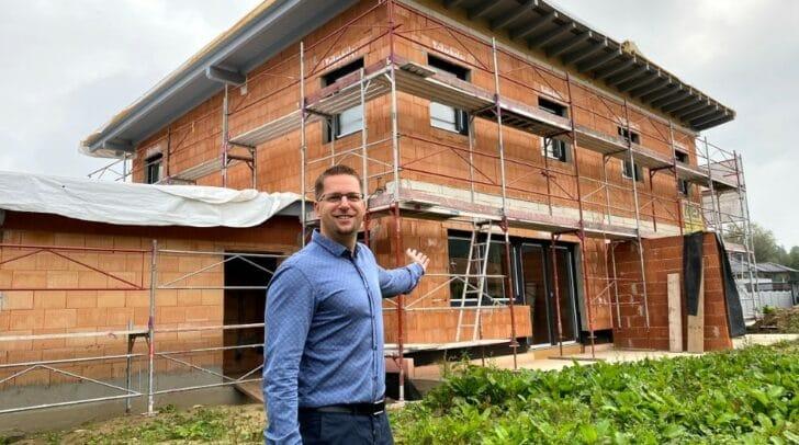 Der Immobilienexperte Michael Wolfger steht für hohe Qualität und leistbares Wohnen in und um Villach!