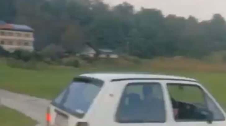 Ein Screenshot aus dem betroffenen Video.