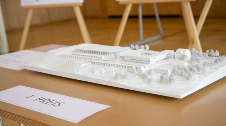Das Siegerprojekt von Riepl Riepl Architekten