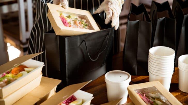 Lieferservice & Abholen in der Gastronomie:
