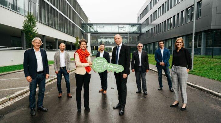 Michael Eder, Sabine Herlitschka, Oliver Heinrich, Ellyse Brause, Kurt Buchbauer, Jörg Eisenschmied, Robert Czetina und Peter Nusser.