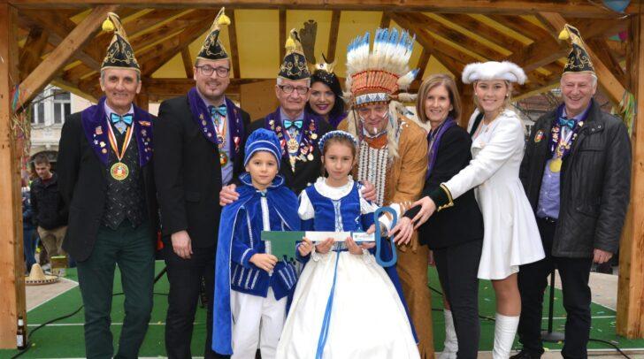 Der Faschingsumzug Ende Februar bleibt bis auf Weiteres coronabedingt die letzte offizielle Veranstaltung des Feldkirchner Faschingsklubs.
