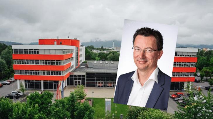 Simon Grasser übernimmt zwei Leitungsfunktionen an der FH Kärnten.