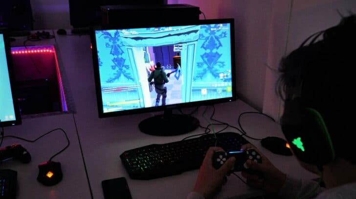 Computerspiele wie Fortnite sind derzeit besonders gefragt