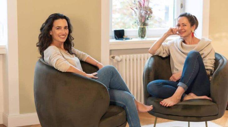 Manuela Germ (links) und Elisabeth Franz-Stangl haben vor Kurzem eine psychologische Gemeinschaftspraxis eröffnet.
