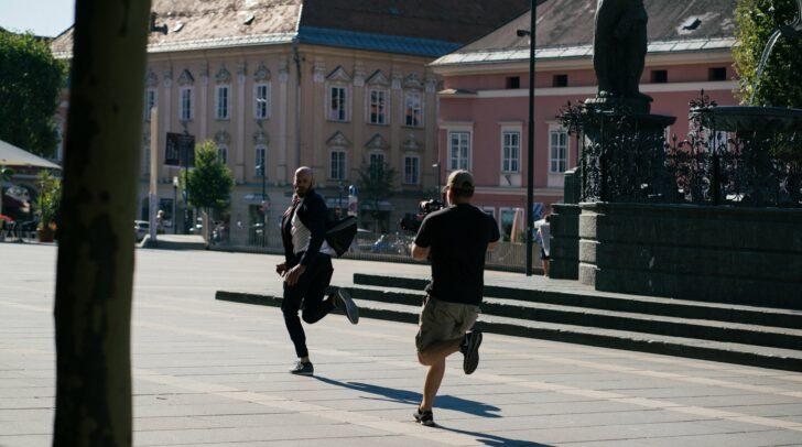 Der geniale Imagefilm im Hangover-Style wird mit einem europäischen Filmpreis ausgezeichnet.
