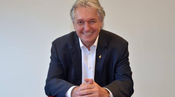René Tarmastin, Geschäftsführer LHI Euronationale Spedition in Fürnitz