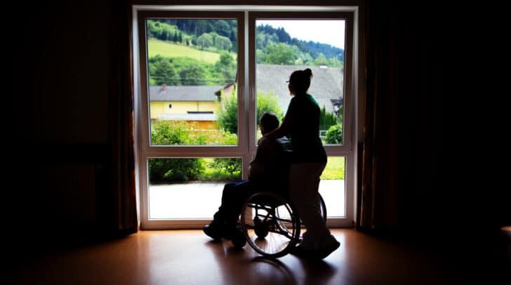 In der mobilen Hospizbegleitung ist menschliche Zuwendung unbedingt notwendig.
